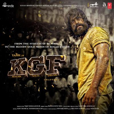 دانلود موسیقی متن فیلم KGF Chapter 1 – توسط Ravi Basrur