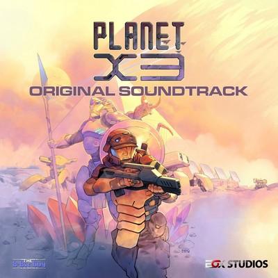 دانلود موسیقی متن بازی Planet X3