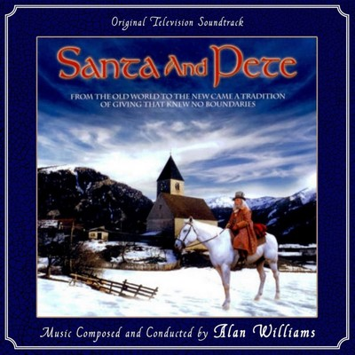 دانلود موسیقی متن سریال Santa and Pete