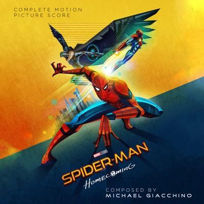 دانلود موسیقی متن فیلم Spider-Man: Homecoming