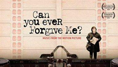 دانلود موسیقی متن فیلم Can You Ever Forgive Me?