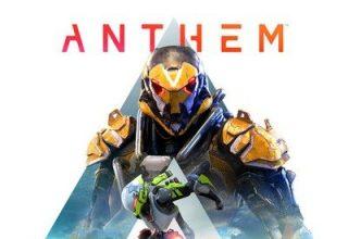 دانلود موسیقی متن بازی Anthem