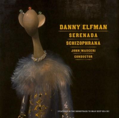 دانلود موسیقی متن فیلم Danny Elfman: Serenada Schizophrana