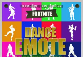 دانلود موسیقی متن بازی Fortnite Battle Royale - Dance Emotes Compilation Volume One