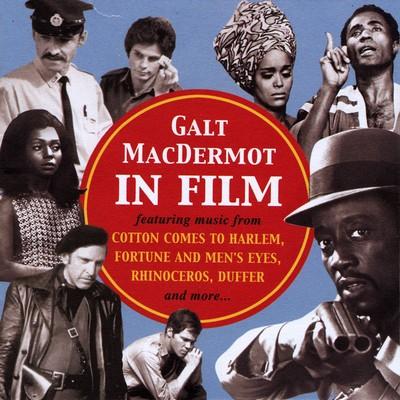دانلود موسیقی متن فیلم Galt MacDermot In Film 1969–1973