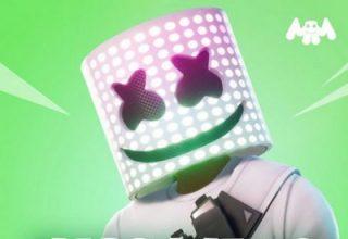 دانلود موسیقی متن بازی Marshmello Fortnite Extended Set