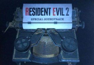 دانلود موسیقی متن بازی Resident Evil 2 Special