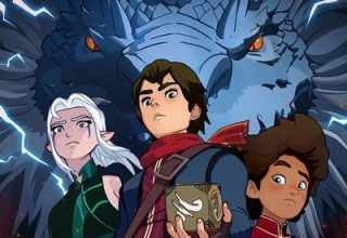 دانلود موسیقی متن سریال The Dragon Prince: Season 2