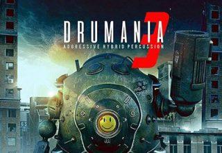 دانلود آلبوم موسیقی Drumania 3 توسط Revolt Production Music