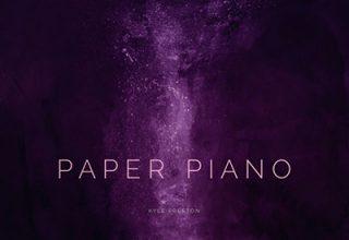 دانلود آلبوم موسیقی Paper Pianoتوسط Kyle Preston