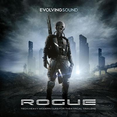 دانلود آلبوم موسیقی Rogue توسط Evolving Sound
