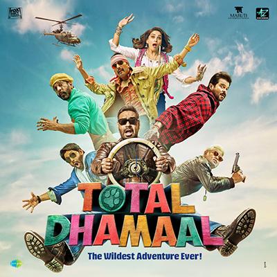 دانلود موسیقی متن فیلم Total Dhamaal – توسط Gourov Roshin