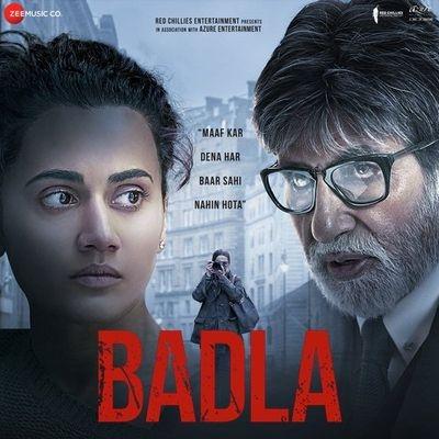 دانلود موسیقی متن فیلم Badla – توسط Amaal Mallik