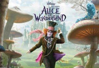 دانلود موسیقی متن فیلم Alice in Wonderland