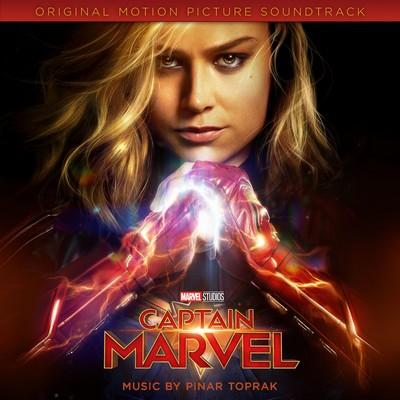 دانلود موسیقی متن فیلم Captain Marvel