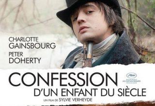 دانلود موسیقی متن فیلم La Confession d'un enfant du siècle
