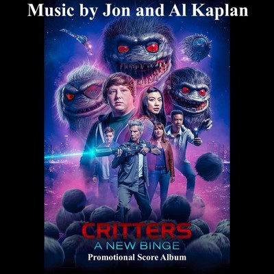 دانلود موسیقی متن سریال Critters: A New Binge