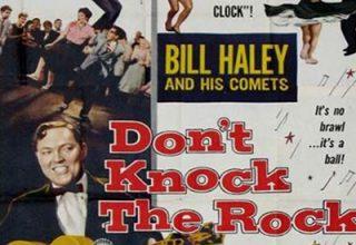 دانلود موسیقی متن فیلم Don't Knock the Rock
