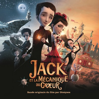 دانلود موسیقی متن فیلم Jack et la mécanique du coeur