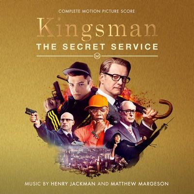 دانلود موسیقی متن فیلم Kingsman: The Secret Service