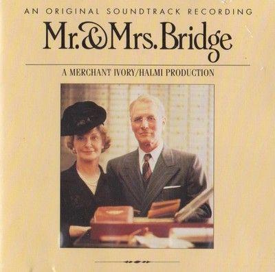 دانلود موسیقی متن فیلم Mr. & Mrs. Bridge