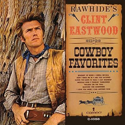 دانلود موسیقی متن فیلم Rawhide's Clint Eastwood Sings Cowboy Favorites