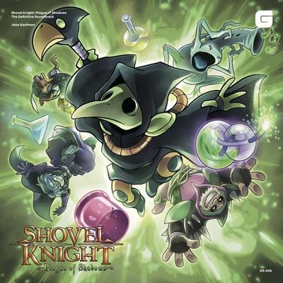 دانلود موسیقی متن بازی Shovel Knight: Plague of Shadows The Definitive