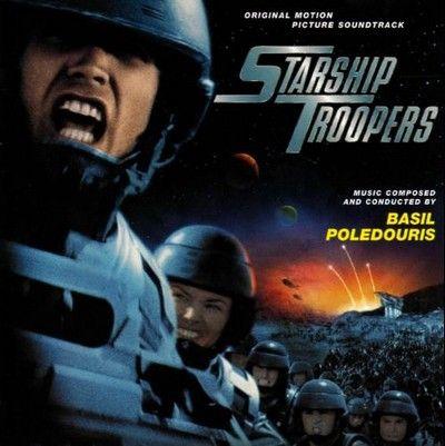 دانلود موسیقی متن فیلم Starship Troopers