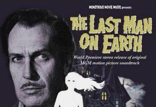 دانلود موسیقی متن فیلم The Last Man on Earth