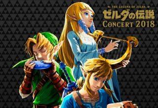 دانلود موسیقی متن بازی The Legend Of Zelda Concert 2018