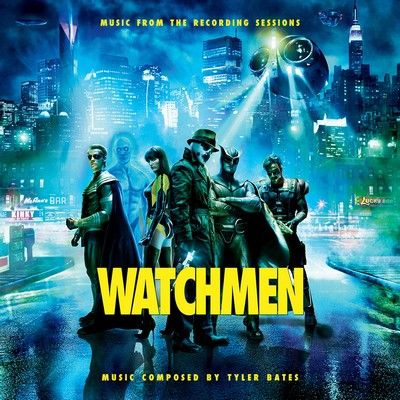 دانلود موسیقی متن فیلم Watchmen