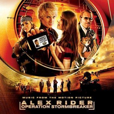 دانلود موسیقی متن فیلم Alex Rider: Operation Stormbreaker
