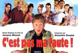 دانلود موسیقی متن فیلم C'est pas ma faute!