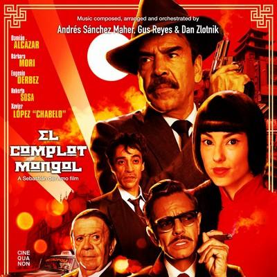 دانلود موسیقی متن فیلم El Complot Mongol