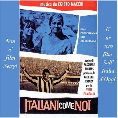 دانلود موسیقی متن فیلم Italiani Come Noi