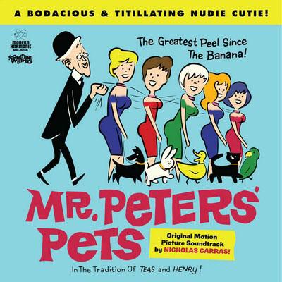 دانلود موسیقی متن فیلم Mr. Peters' Pets