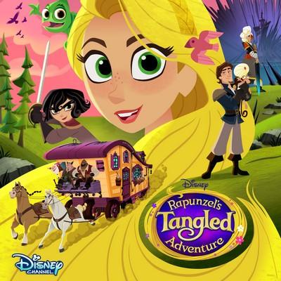 دانلود موسیقی متن سریال Rapunzel's Tangled Adventure