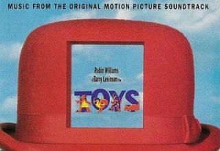 دانلود موسیقی متن فیلم Toys