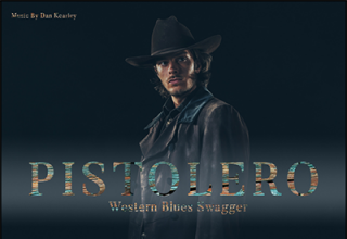 دانلود آلبوم موسیقی Pistolero: Rustic Western Blues Swagger توسط Songs To Your Eyes