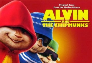 دانلود موسیقی متن فیلم Alvin and the Chipmunks