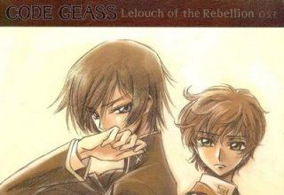 دانلود موسیقی متن انیمه Code Geass: Lelouch of the Rebellion