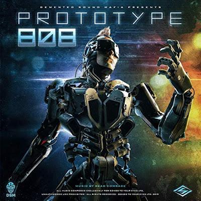 دانلود آلبوم موسیقی Prototype 808 توسط Demented Sound Mafia
