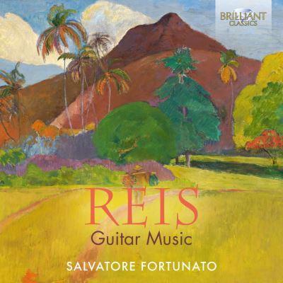 دانلود آلبوم موسیقی Reis: Guitar Music توسط Salvatore Fortunato