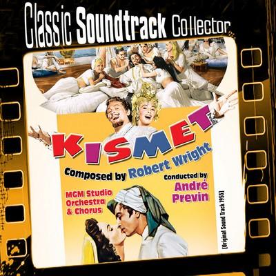 دانلود موسیقی متن فیلم Kismet
