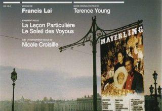 دانلود موسیقی متن فیلم Mayerling/La Lecon Particuliere/Le Soleil des Voyous