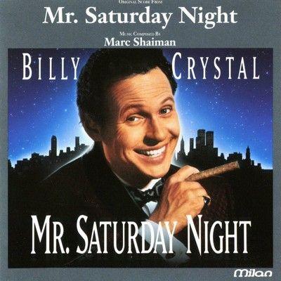 دانلود موسیقی متن فیلم Mr. Saturday Night