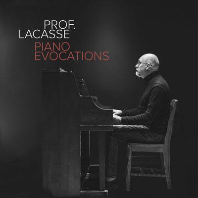دانلود آلبوم موسیقی Piano Evocations توسط Prof. Lacasse