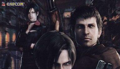 دانلود موسیقی متن فیلم Resident Evil: Damnation