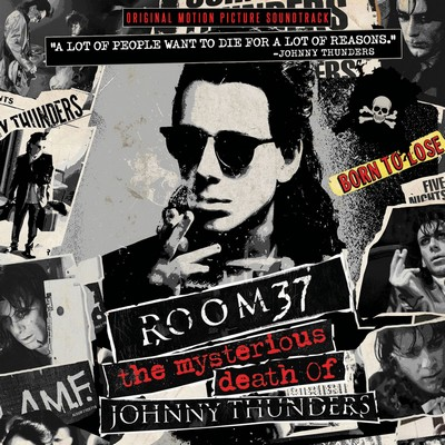 دانلود موسیقی متن فیلم Room 37 - The Mysterious Death of Johnny Thunders