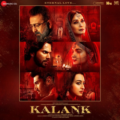 دانلود موسیقی متن فیلم Kalank – توسط Pritam